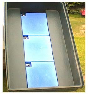 ATV trailer water  tanks