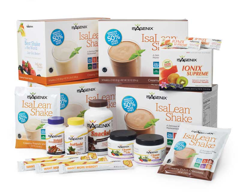 Isagenix 30 day kit