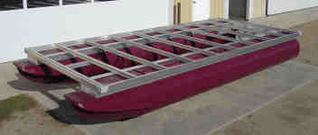 pontoon boat kits